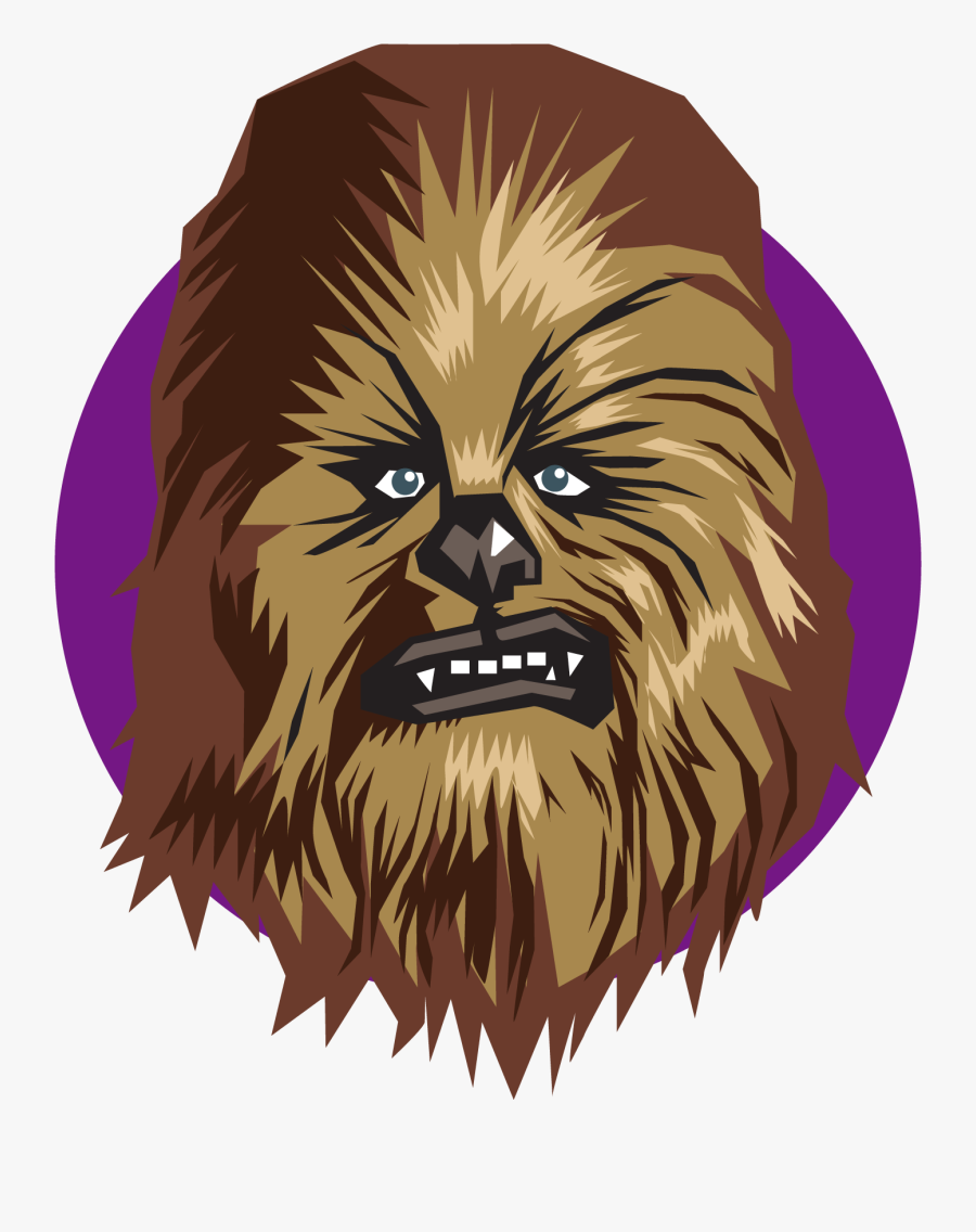 Chewbacca Clipart Wookie.