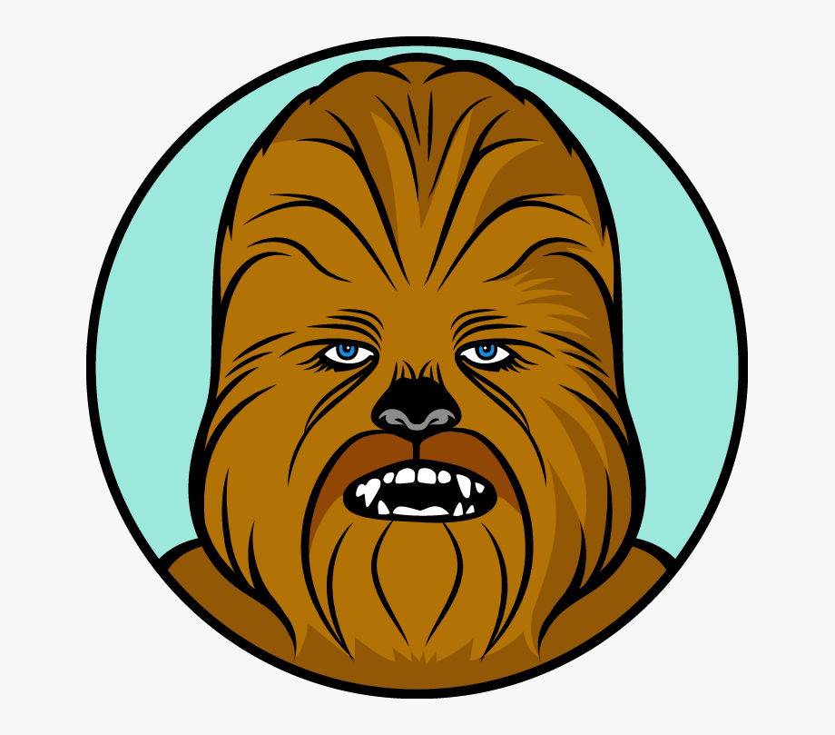 Chewbacca Clipart At Getdrawings.