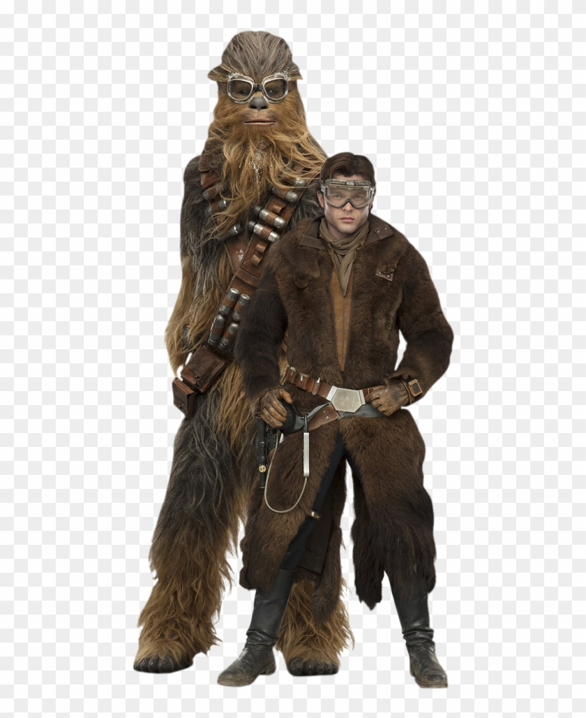 Discover Ideas About Han Solo And Chewbacca.
