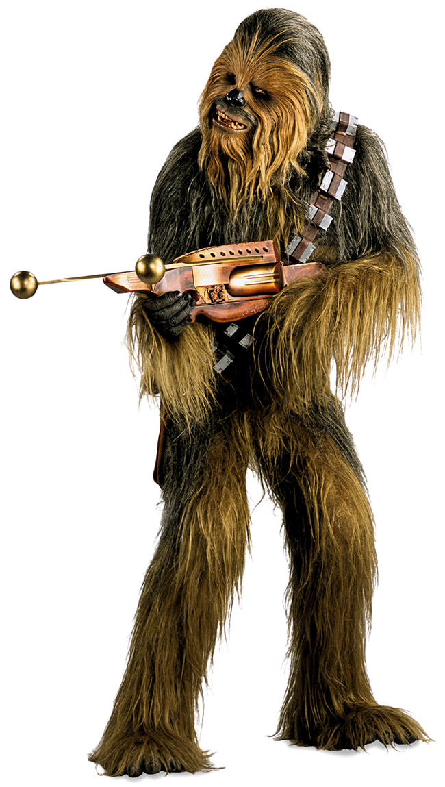 Download Chewbacca PNG Image.