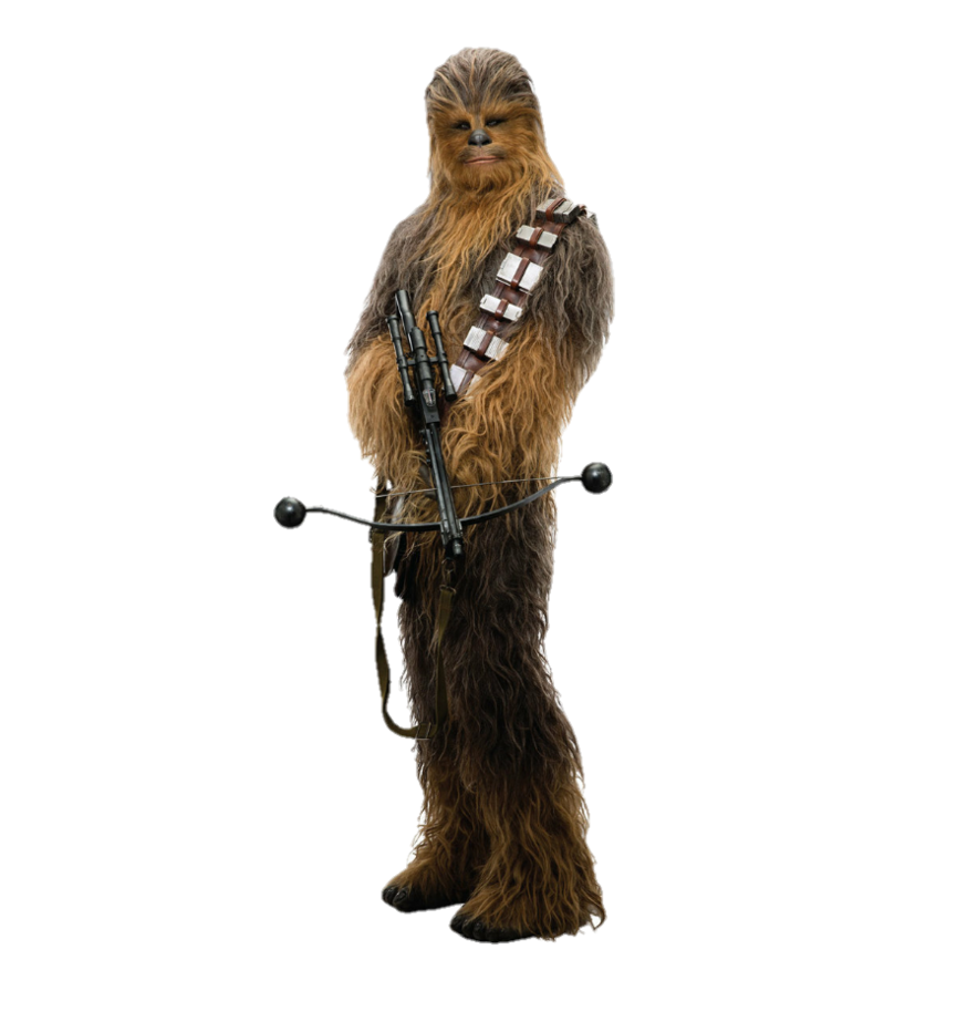 Download Chewbacca PNG HD For Designing Projects.