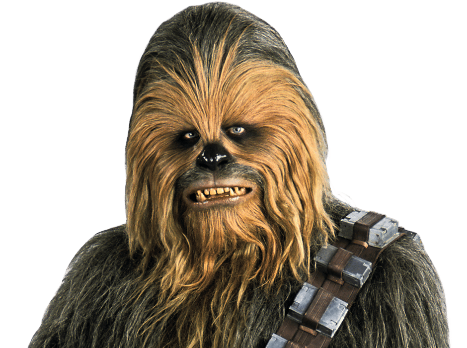 Star Wars Chewbacca PNG Image.