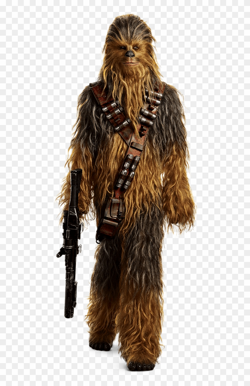 Characters Of Solo A Star Wars Story The Mighty Chewbacca.