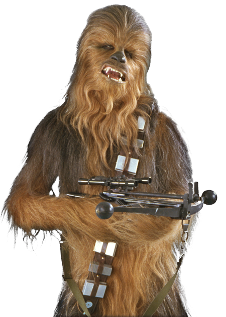 Download Free png Chewbacca PNG, Download PNG image with transparent.