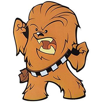 Chewbacca Clipart.