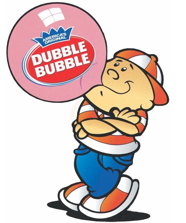 Pack Of Chewing Gum Clipart.
