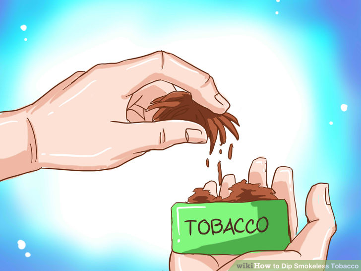 Chewing tobacco clipart.