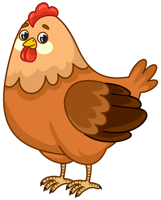 Chicken clipart. Free download..