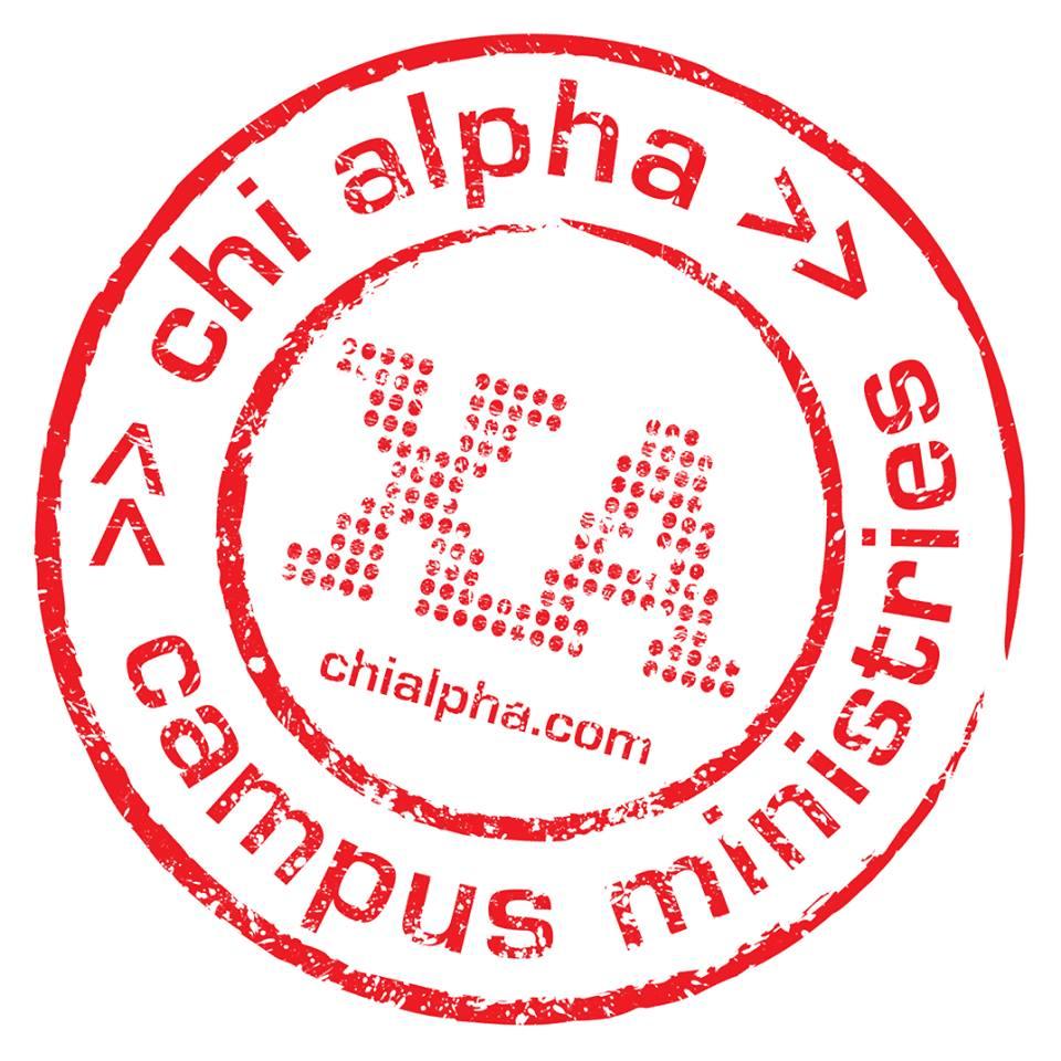 Chi alpha Logos.