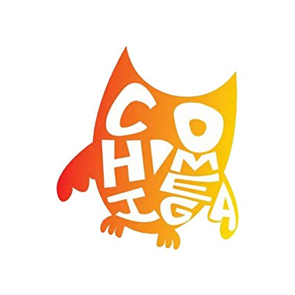 Amazon.com: Express Design Group Chi Omega Chi O Hand Drawn Mascot.