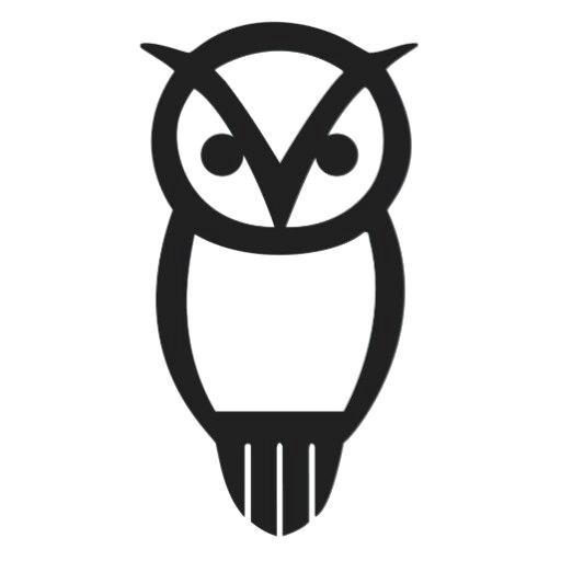 Chi Omega Owls Owl Coffin.