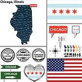 Chi Town Clip Art.