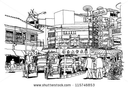 Chiangmai City Stock Vectors, Images & Vector Art.