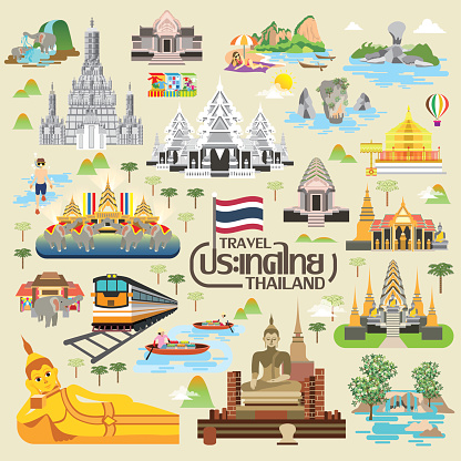 Chiang Mai Clip Art, Vector Images & Illustrations.