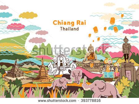 Chiangrai Stock Vectors & Vector Clip Art.