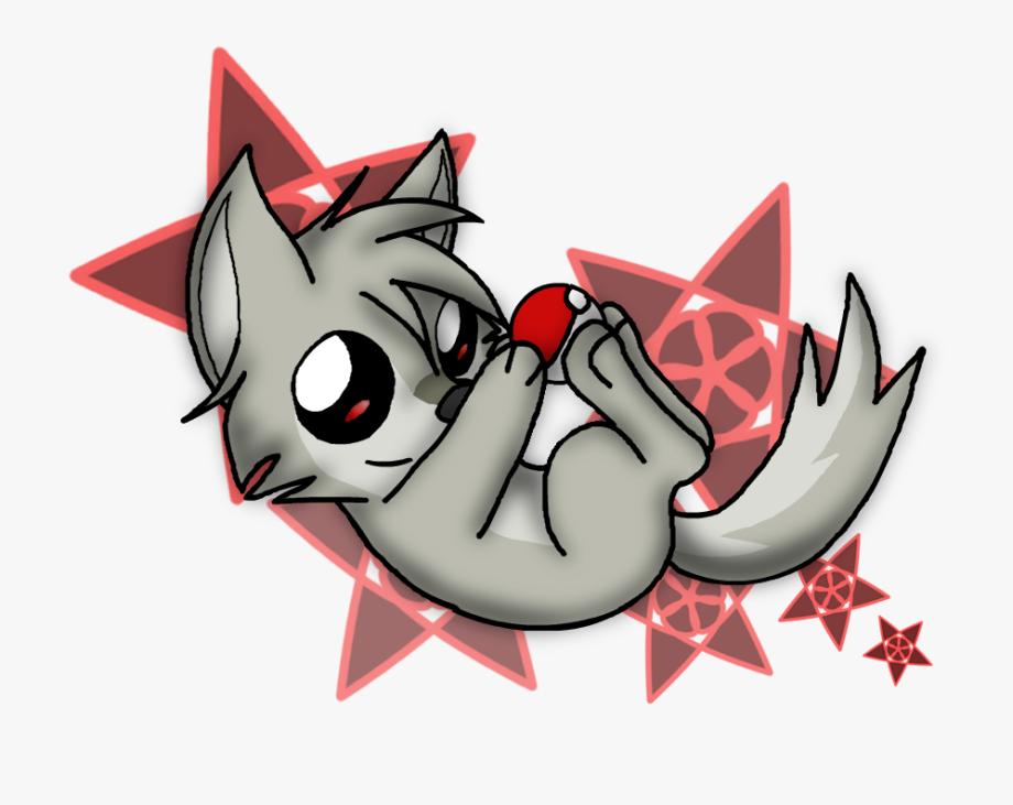 Wolf Clipart Chibi.