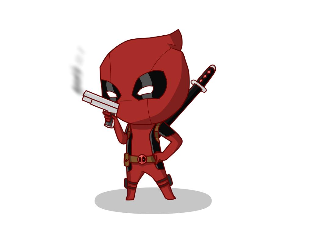 Chibi Deadpool by Gameaddict1234 on DeviantArt.