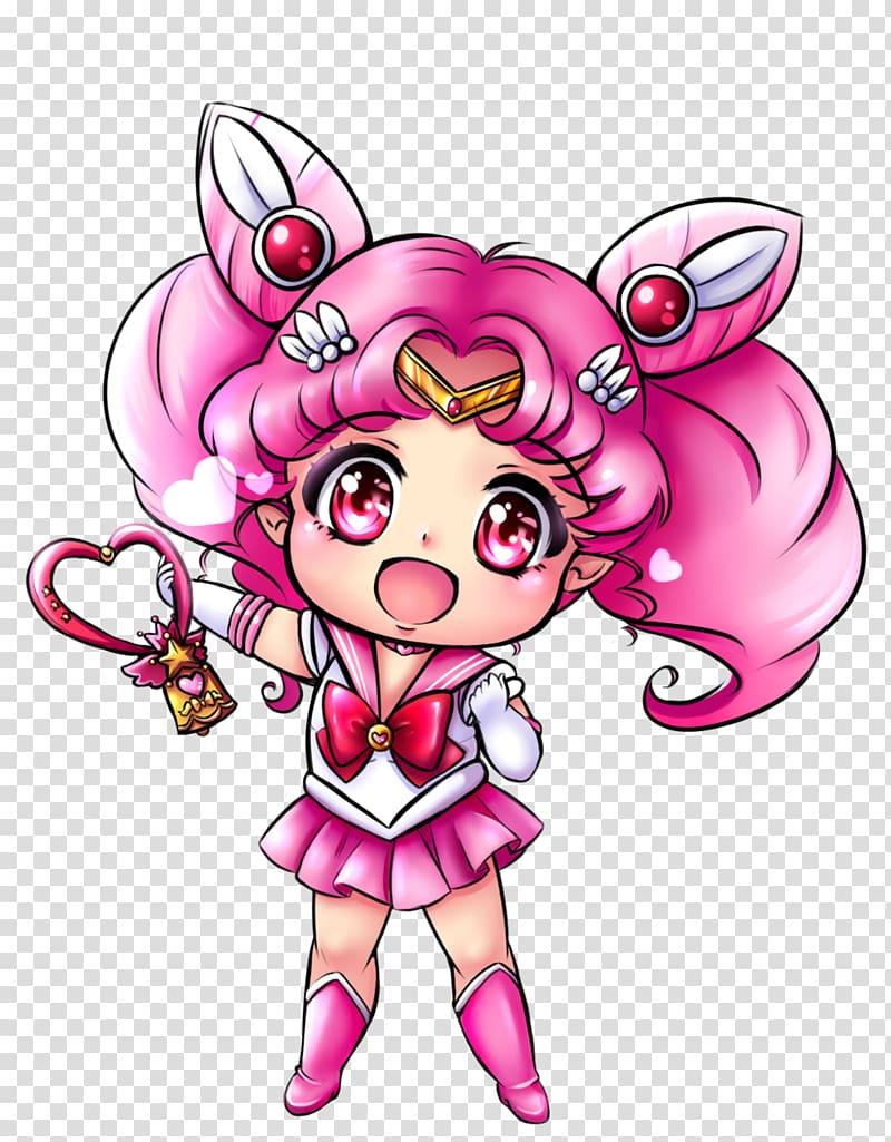 Chibiusa Sailor Moon Art, sailor moon transparent background.