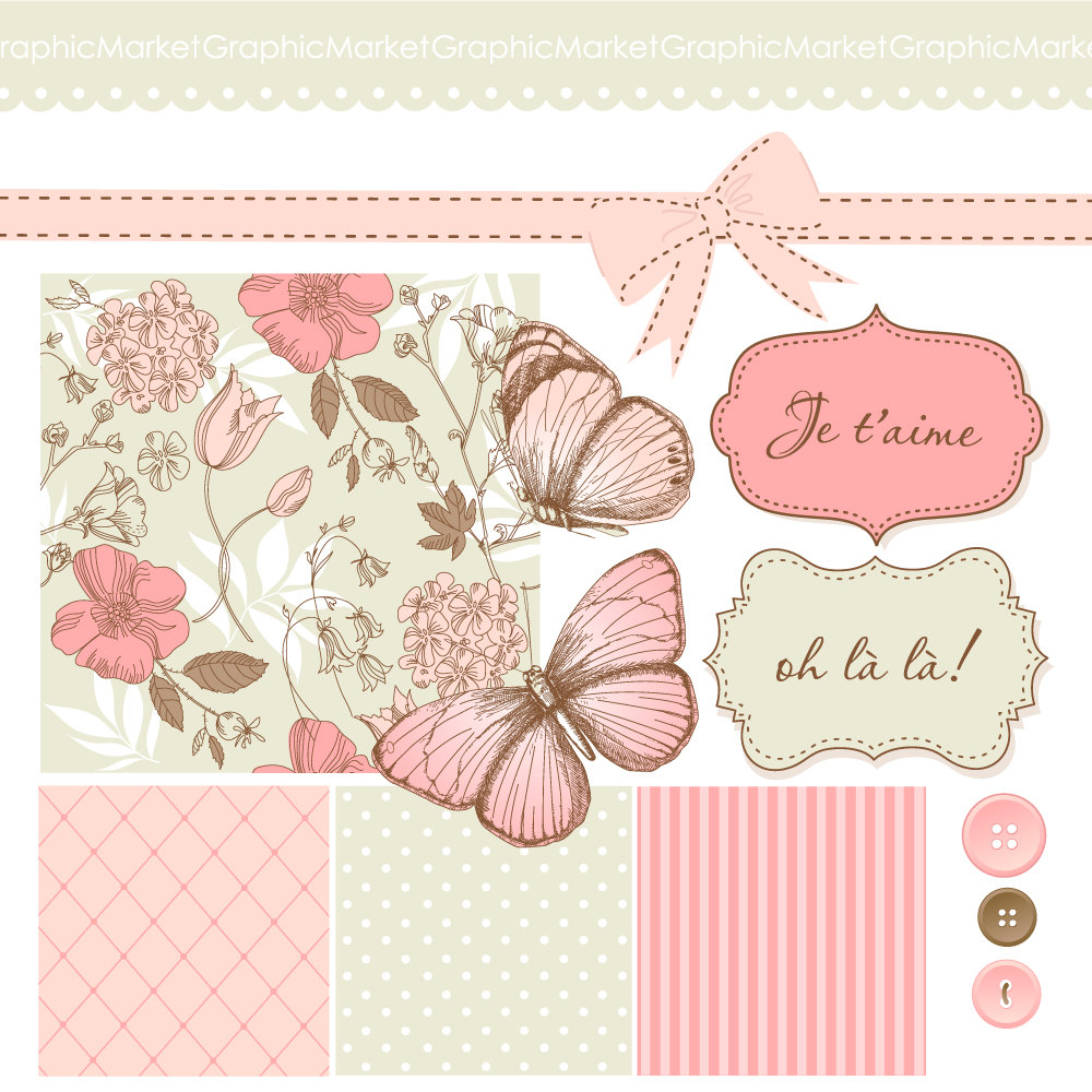 Chic clipart #6