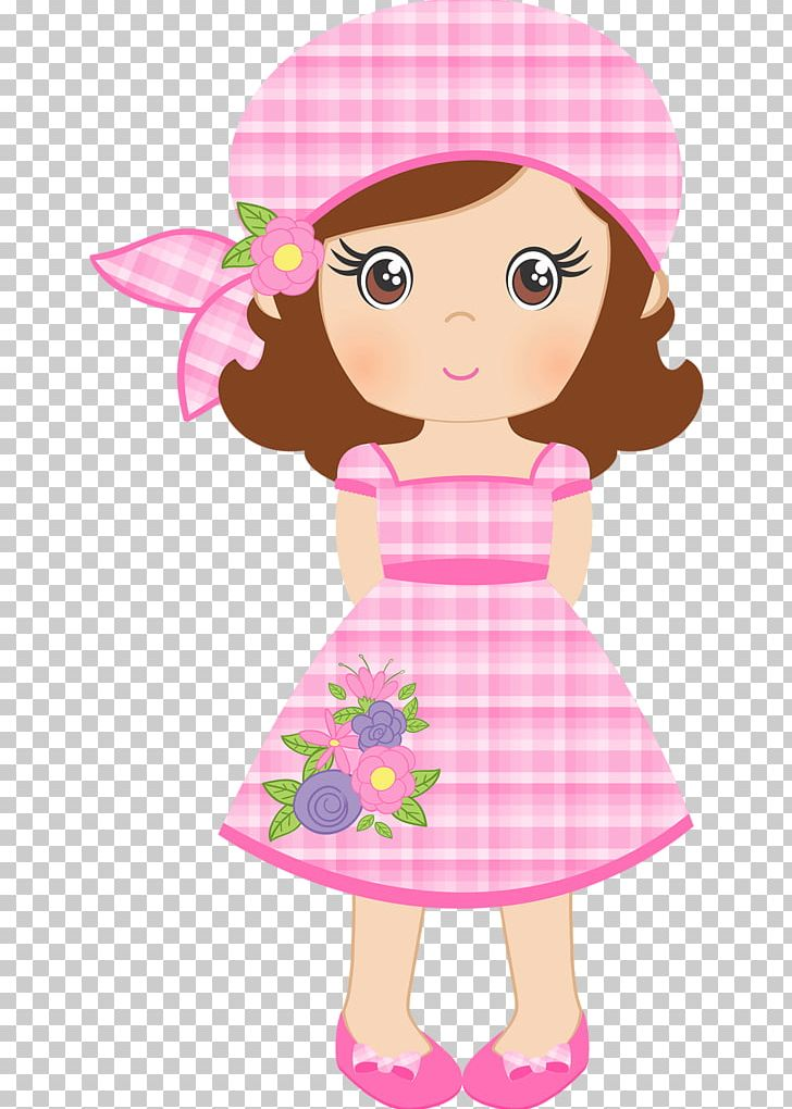 Doll Paper Drawing PNG, Clipart, Art, Brown Hair, Cardmaking.