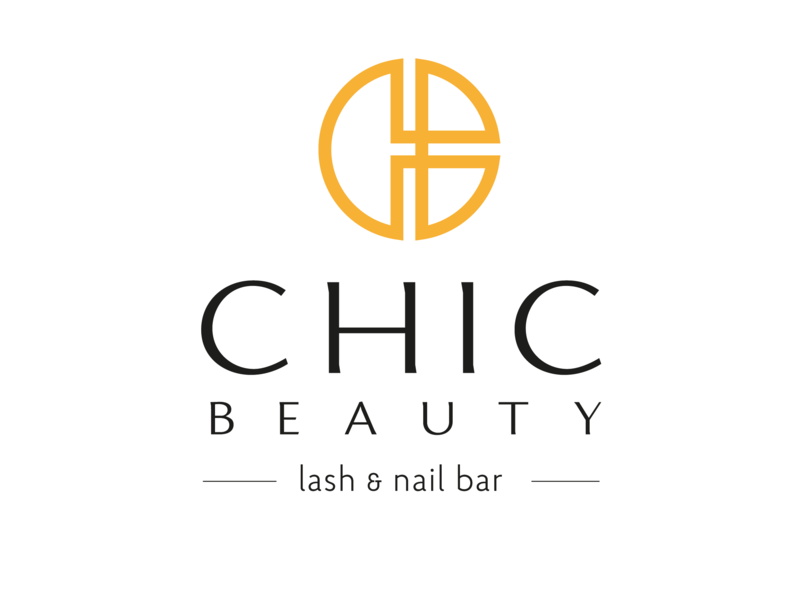 Chic beauty logo by Volodymyr Kudlyak on Dribbble.