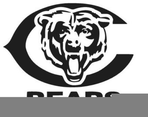 Free Chicago Bear Clipart.