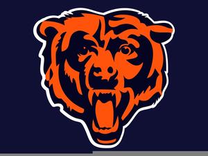 Chicago Bear Clipart.