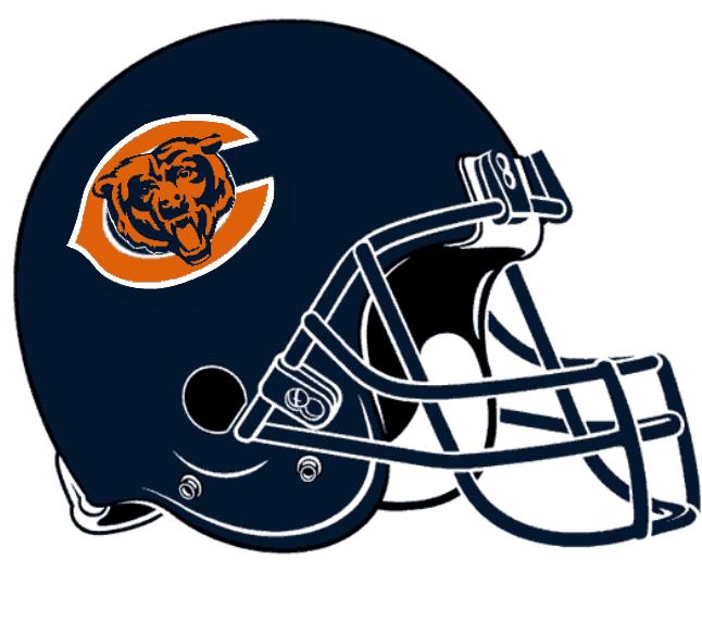 Chicago Bears Logo Concept.
