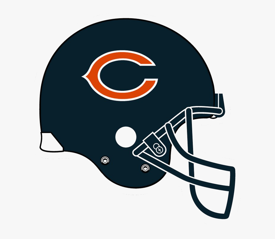 Chicago Bears Png Clipart Background.