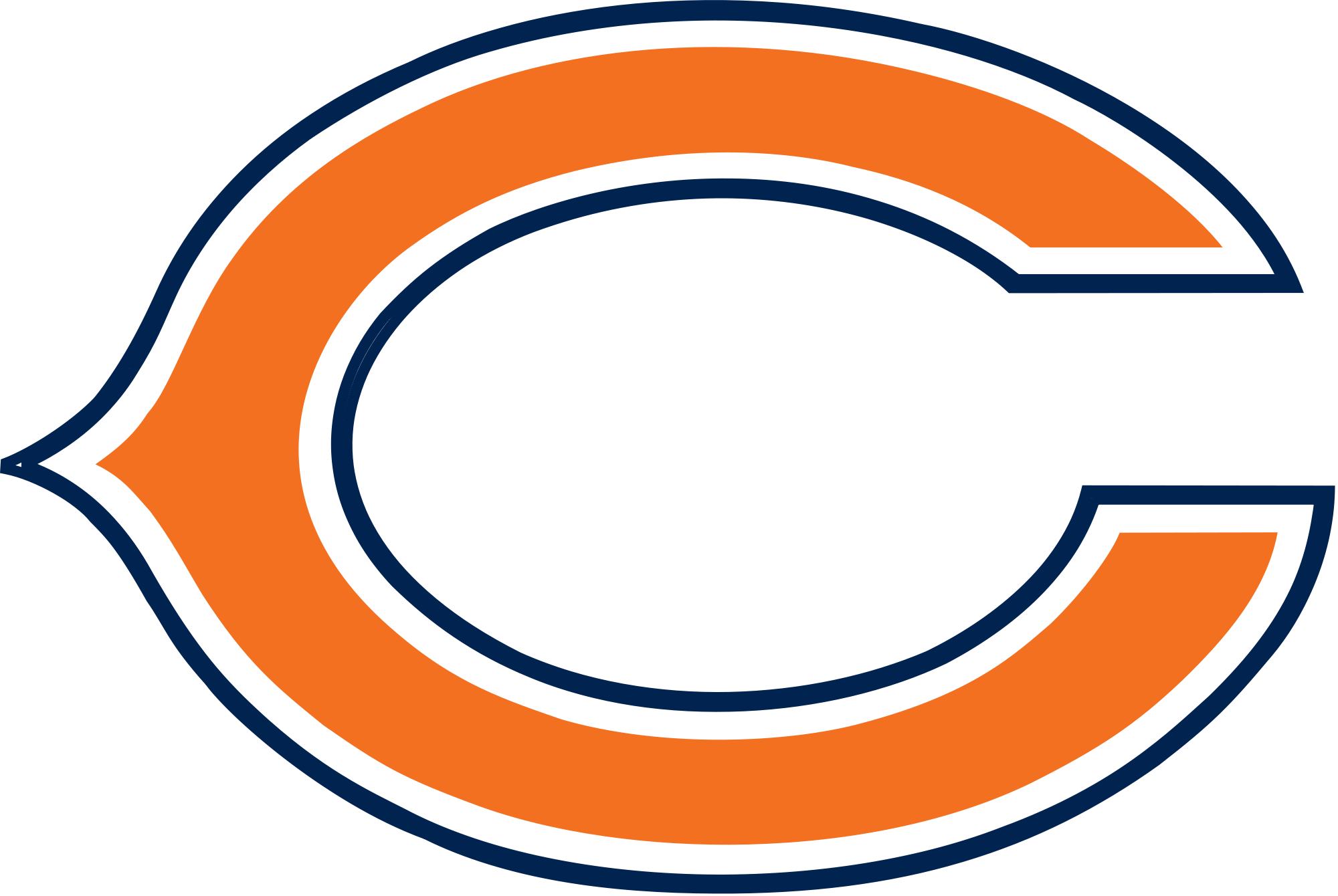 Chicago Bears Logo.