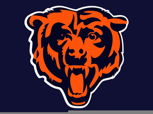Chicago Bear Clipart.