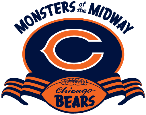Free Chicago Bears PNG Transparent Image Vector, Clipart, PSD.