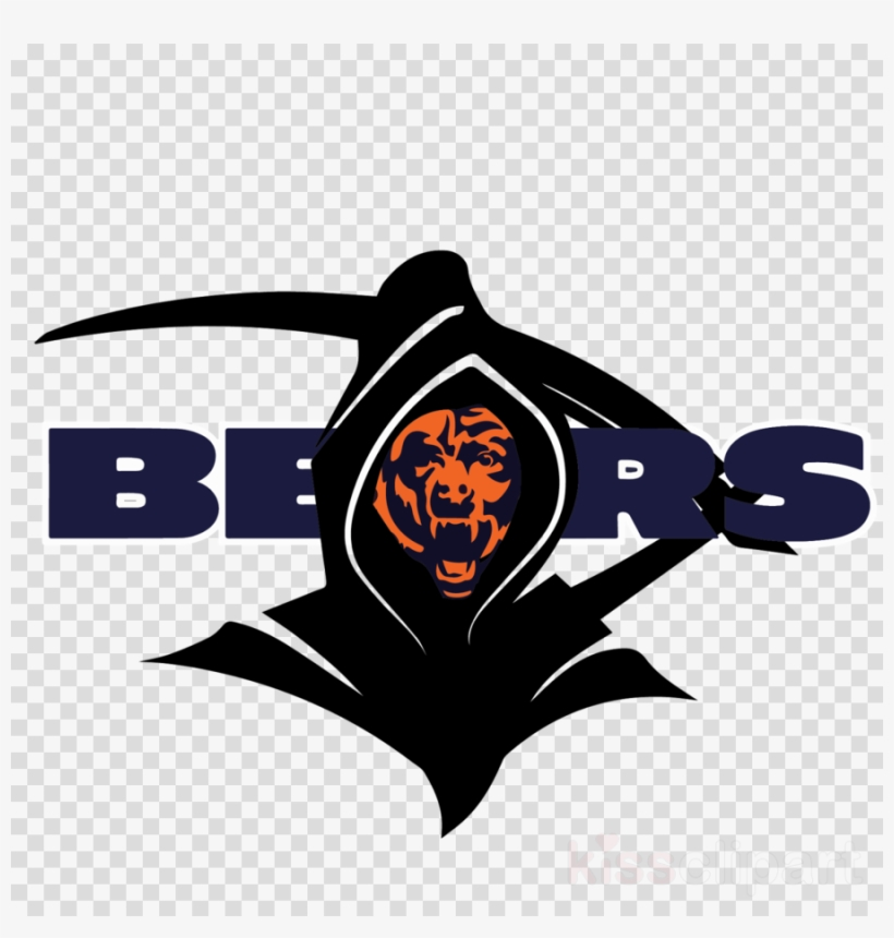 Chicago Bears Logo Clipart Chicago Bears Nfl Green.