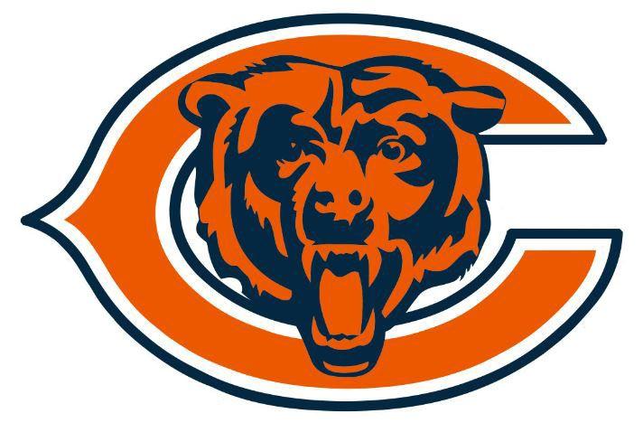 printable chicago bears logo.