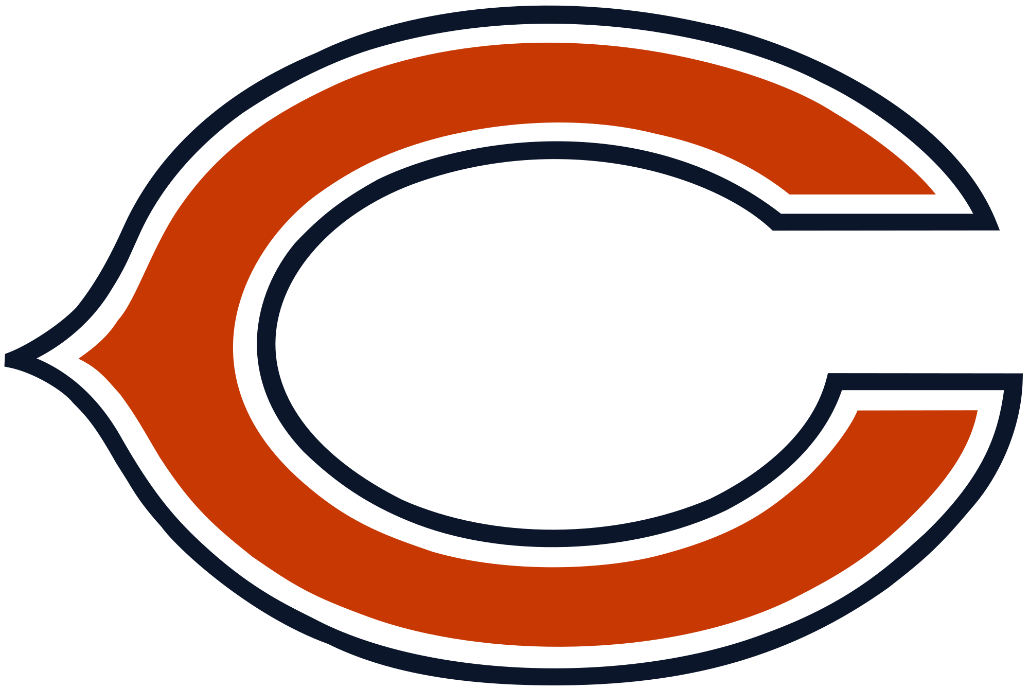 Datei:Chicago Bears logo.svg.