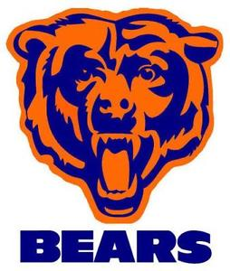 Chicago Bears Clipart Group with 88+ items.