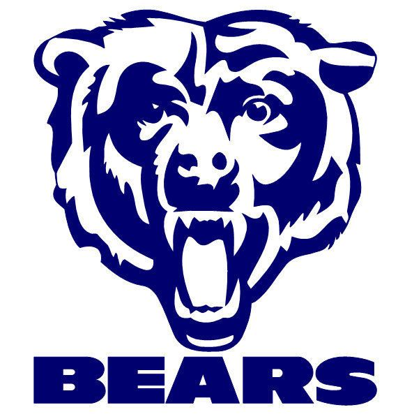 34+ Chicago Bears Clipart.