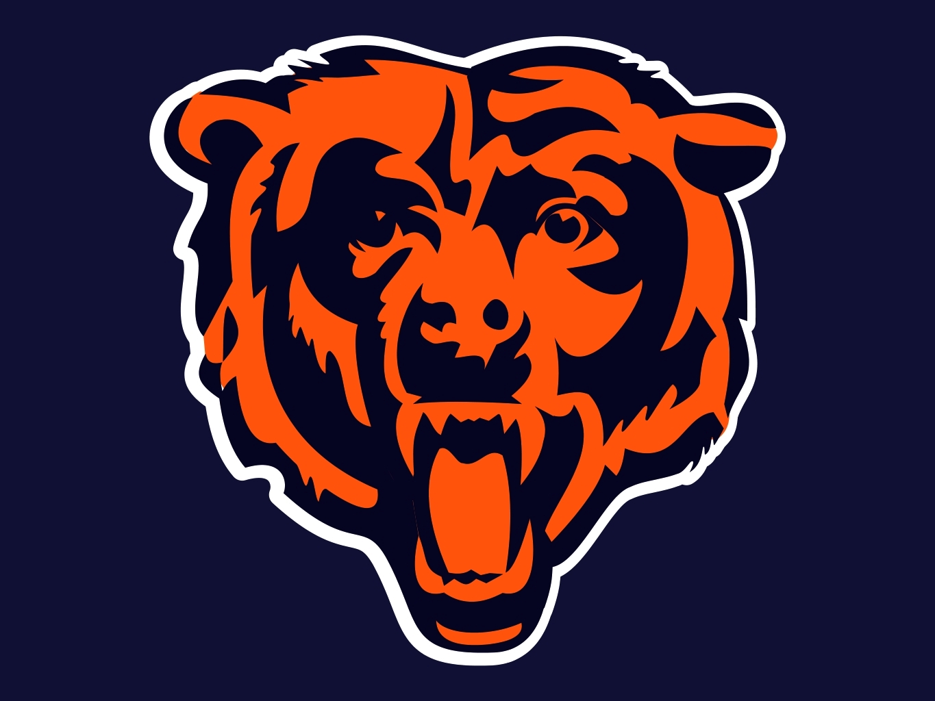 Free Chicago Bears Logo, Download Free C #725952.