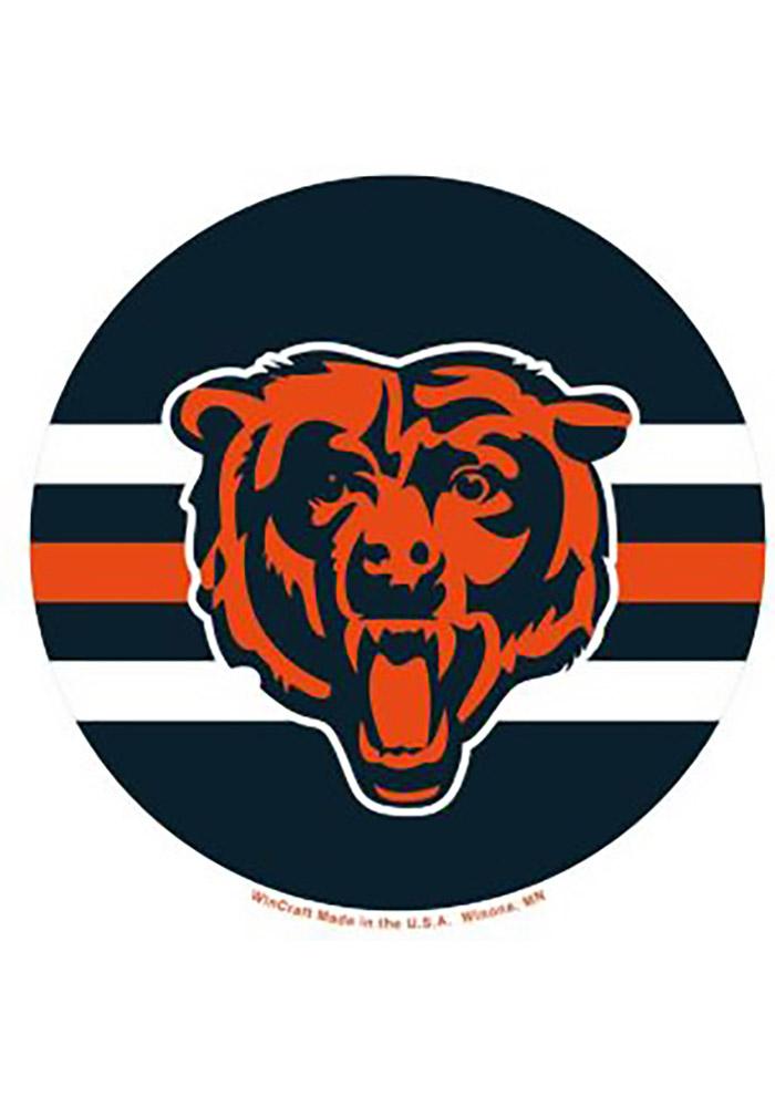 Chicago Bears Team logo Button.