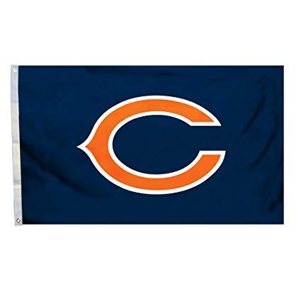 NFL Chicago Bears Logo Only 3.