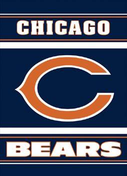 NFL Chicago Bears Logo Clipart.