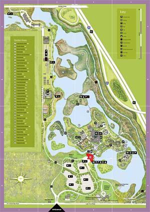 1000+ ideas about Botanic Garden Map on Pinterest.