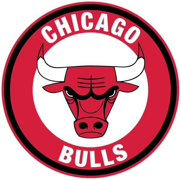 Details about Chicago Bulls Circle Logo Vinyl Decal / Sticker 5 sizes!!.