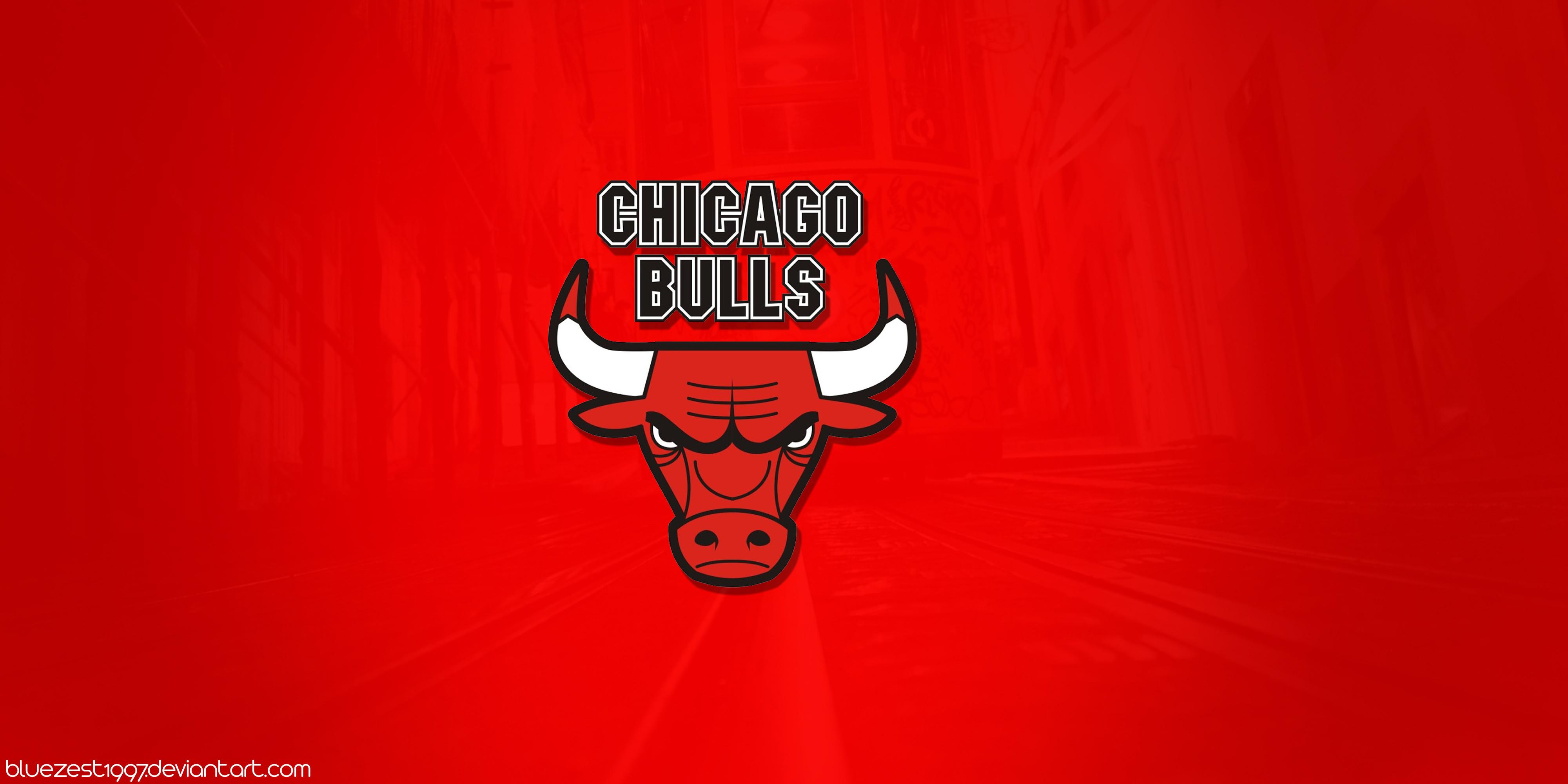Chicago Bulls Logo Wallpaper Hd on WallpaperGet.com.