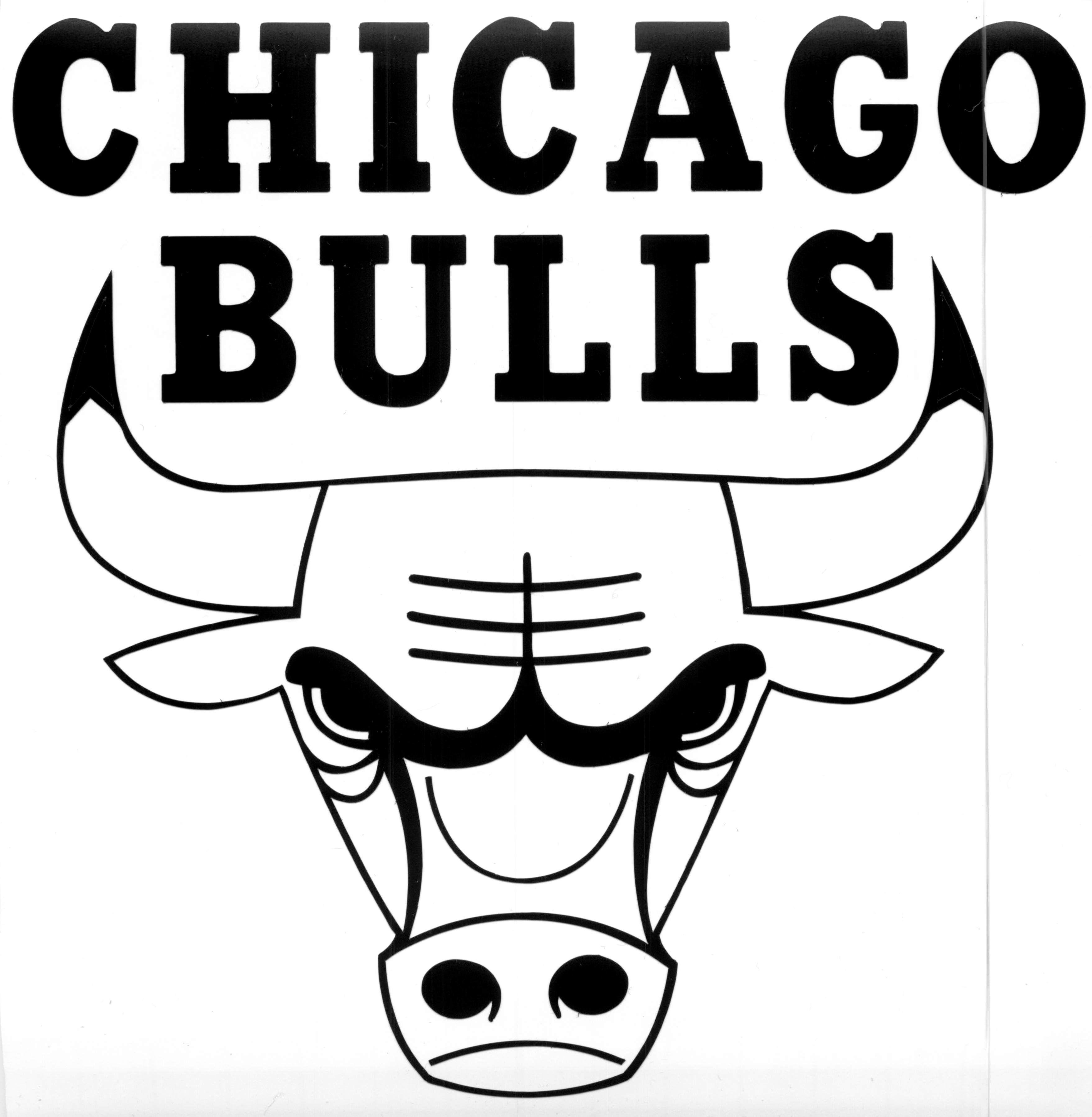 Chicago bulls clipart 9 » Clipart Station.