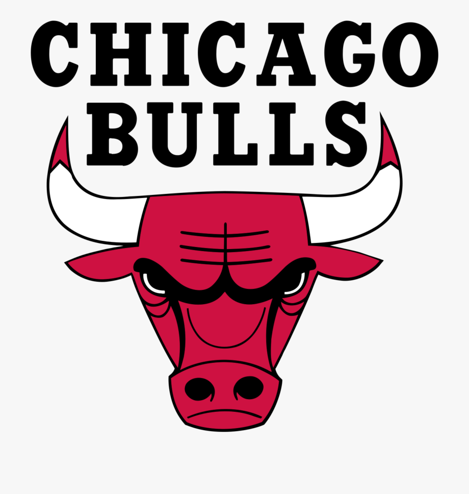 Chicago Bulls Logo , Transparent Cartoon, Free Cliparts.