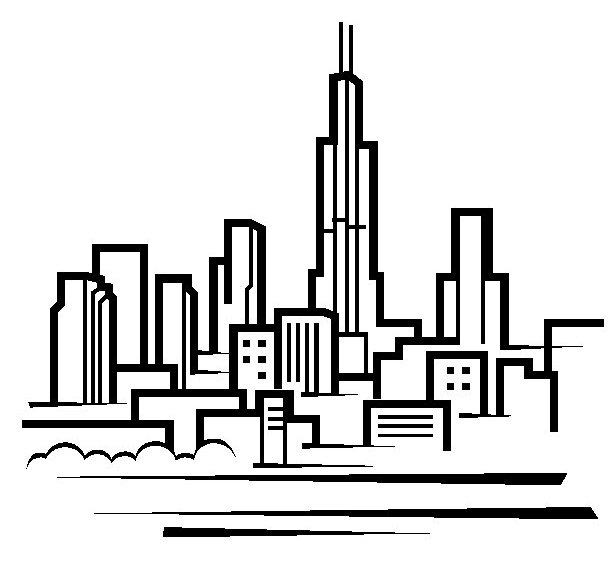 Free Chicago City Cliparts, Download Free Clip Art, Free.