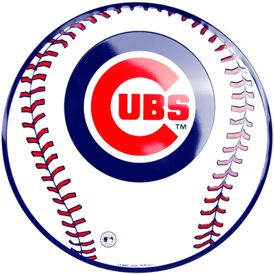 Chicago Cubs Logo transparent PNG.