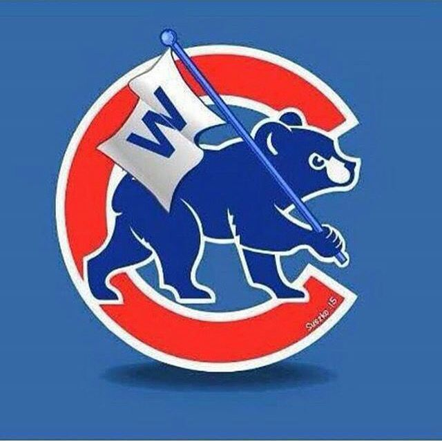 Chicago Cubs W Clipart.