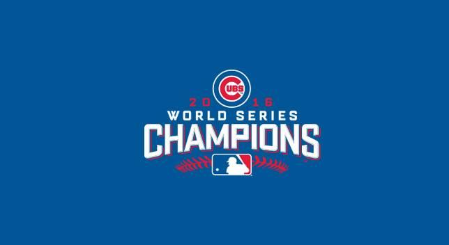 Chicago Cubs World Series MLB Team Logo Billiard Cloth.